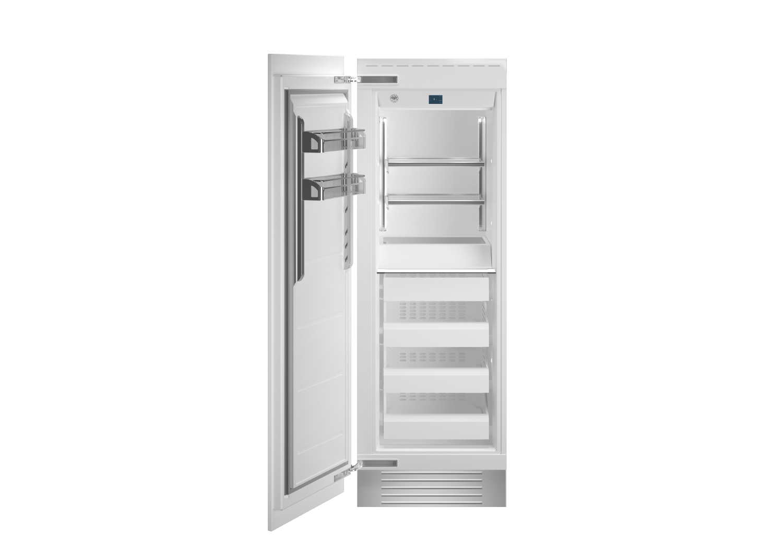 "Bertazzoni 30"" Built-in Freezer column - Panel Ready - Left hinge"