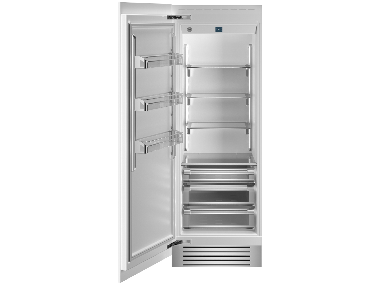 "Bertazzoni 30"" Built-in Refrigerator column - Panel Ready - Left hinge"