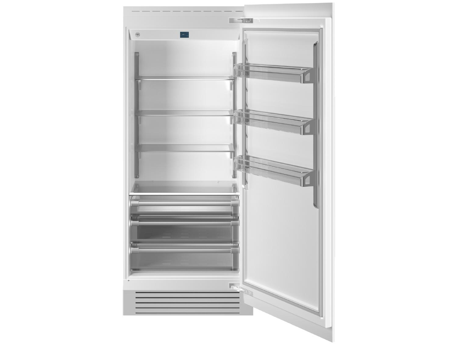 "Bertazzoni 36"" Built-in Refrigerator column - Panel Ready - Right hinge"