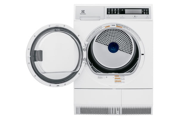 Model: EFDE210TIS | Electrolux Front Load Compact Dryer with IQ-Touch® Controls - 4.0 Cu. Ft.