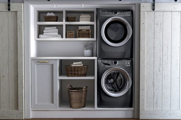 Model: EFME427UIW | Electrolux Front Load Perfect Steam™ Electric Dryer with 7 cycles - 8.0 Cu. Ft.