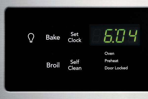 "Model: FFEW2426UB   Frigidaire 24"" Single Electric Wall Oven"