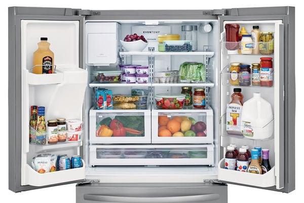 Model: FFHB2750TD | Frigidaire 26.8 Cu. Ft. French Door Refrigerator