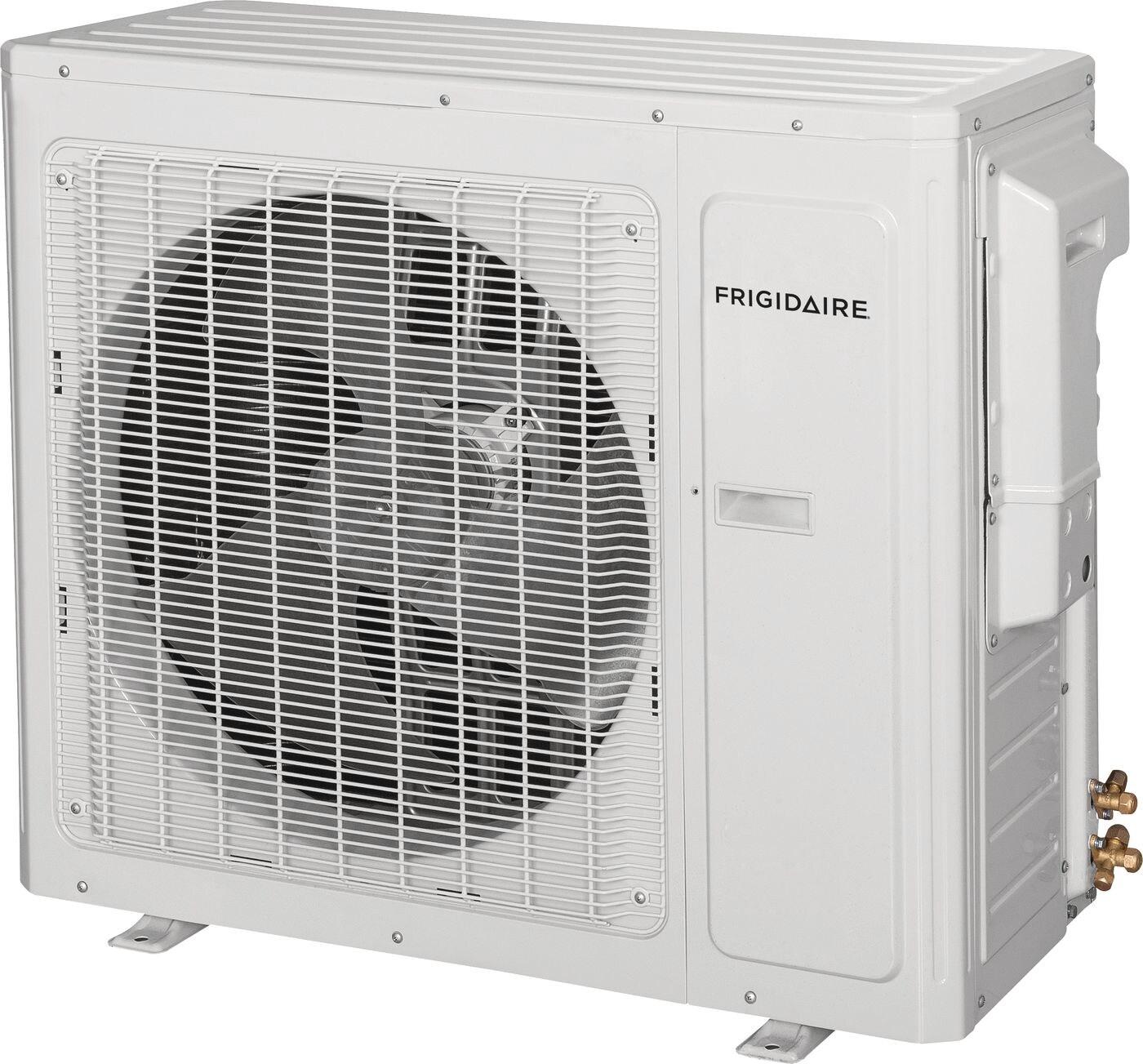 Model: FFHP362CQ2   Frigidaire Ductless Split Air Conditioner with Heat Pump, 33,600 BTU