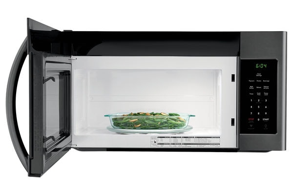 Model: FFMV1645TB | Frigidaire 1.6 Cu. Ft. Over-The-Range Microwave