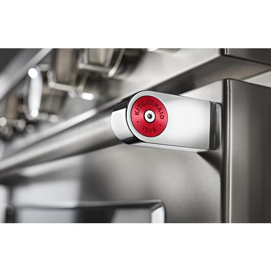 Unbranded KitchenAid® Commercial-Style Range Handle Medallion Kit