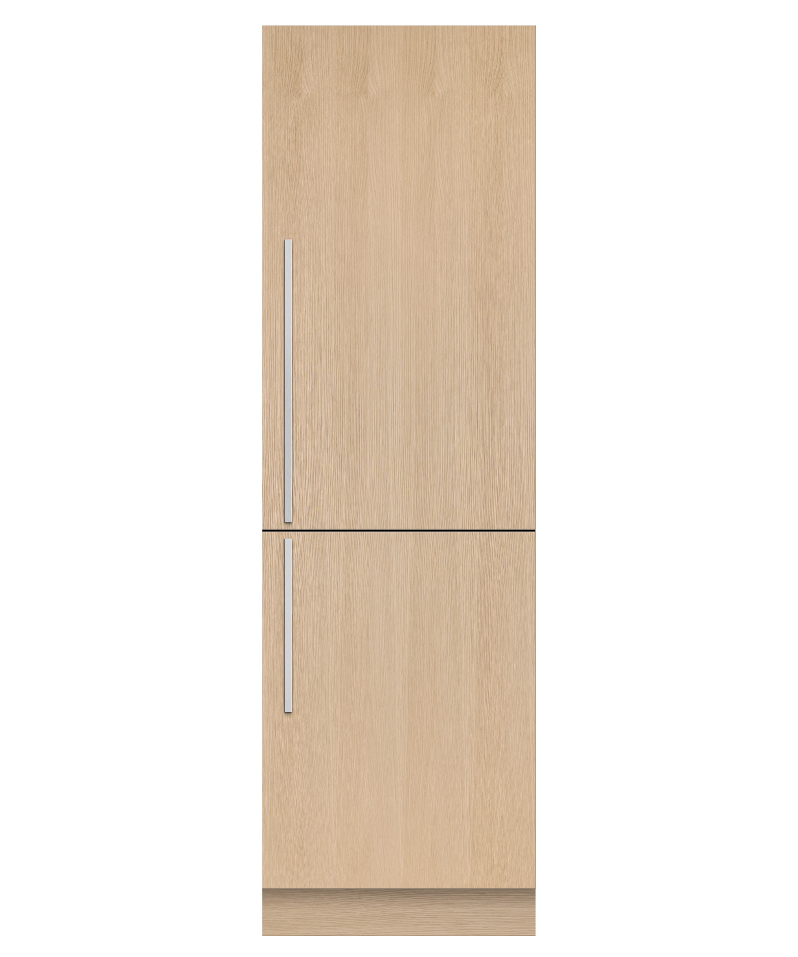 """Fisher and Paykel Integrated Refrigerator Freezer, 24"""", 8 cu ft, Panel Ready"""