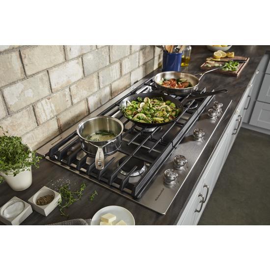 "Model: KXD4636YSS | KitchenAid 36"" Retractable Downdraft Ventilation System"