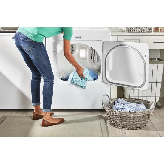 Model: MVW6200KW | Maytag Top Load Washer with Deep Fill - 4.8 cu. ft.