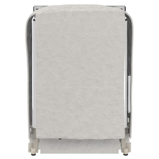 Model: KDFE204KBS   KitchenAid 39 dBA Dishwasher in PrintShield™ Finish with Third Level Utensil Rack