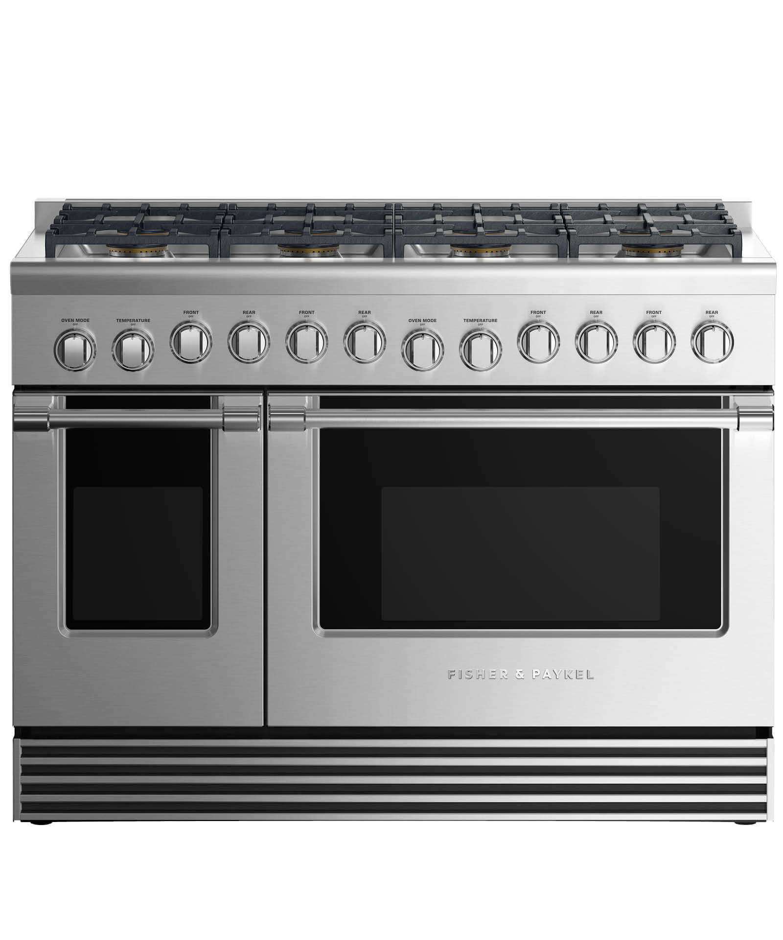 "Fisher and Paykel Gas Range 48"", 8 Burners"