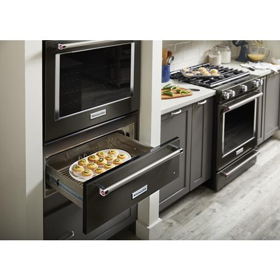 "Model: KOSE507EBS | KitchenAid 27"" Single Wall Oven with Even-Heat™ True Convection"