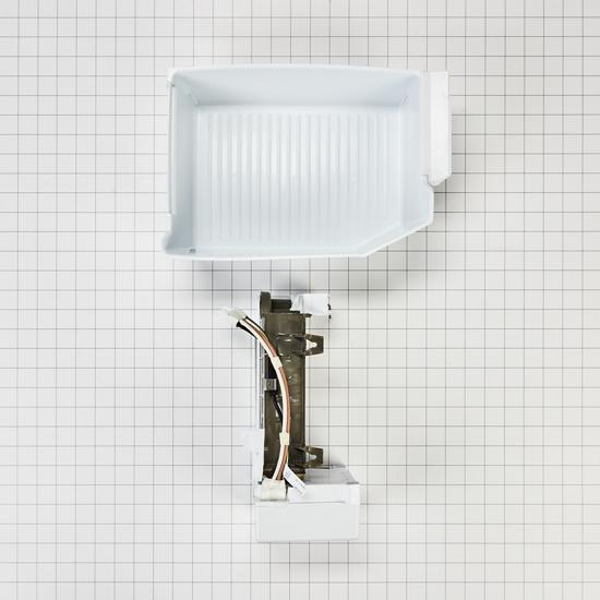 Model: ECKMFEZ2 | Unbranded Refrigerator Ice Maker Assembly