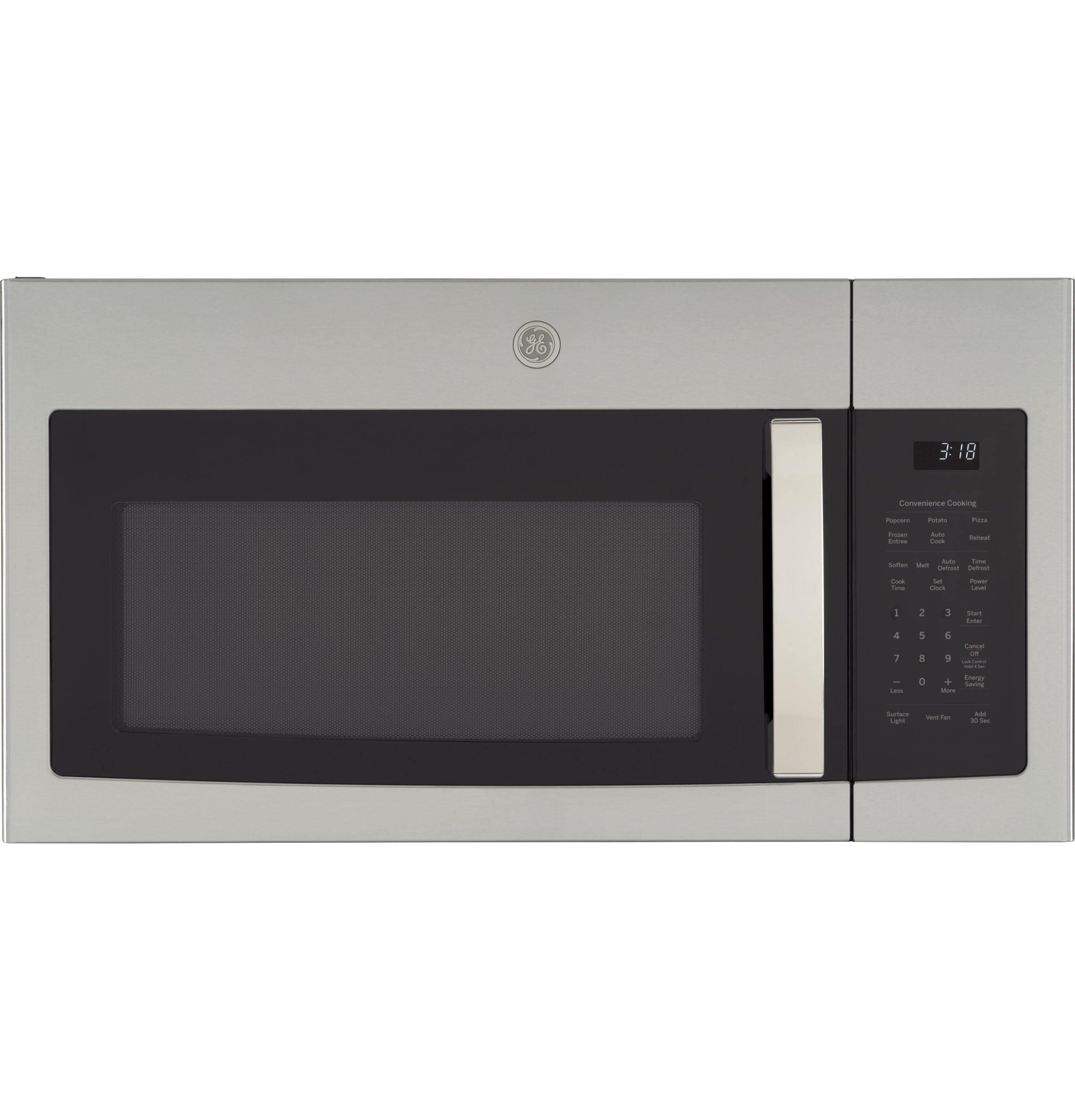 Cafe GE® 1.8 Cu. Ft. Over-the-Range Microwave Oven with Recirculating Venting