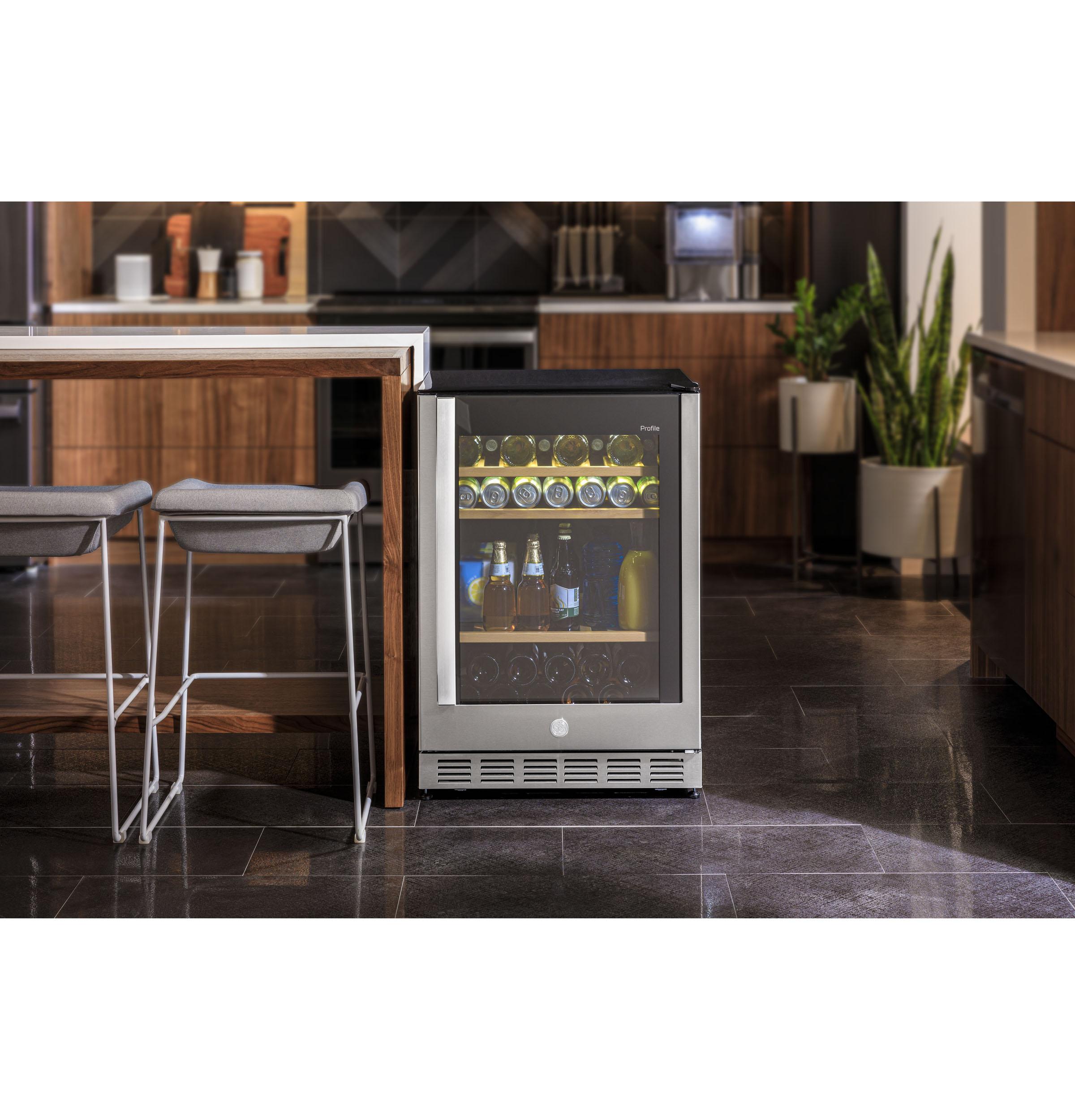 Model: PVS06BSPSS | GE Profile GE Profile™ Series Beverage Center