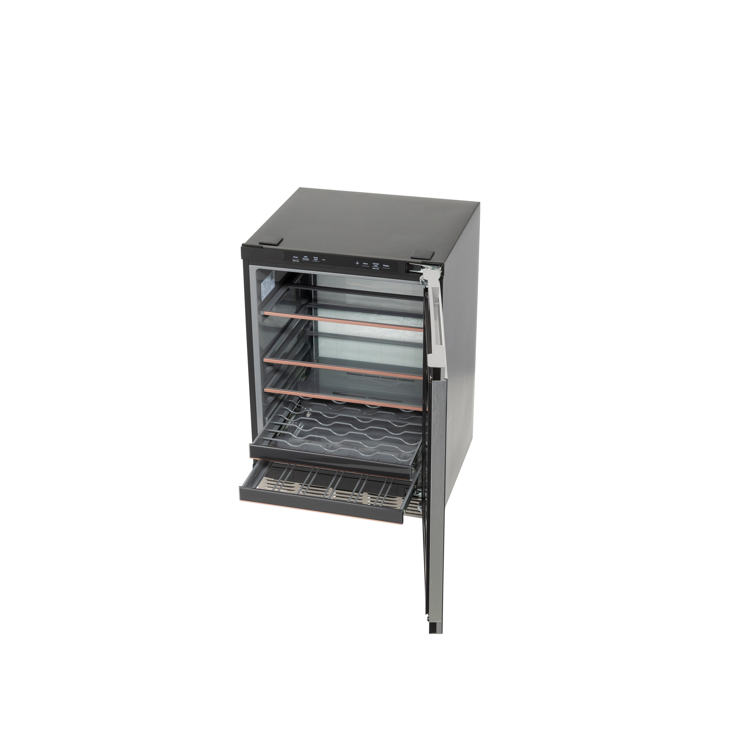 Model: CCR06BM2PS5 | Cafe Café™ Beverage Center in Platinum Glass