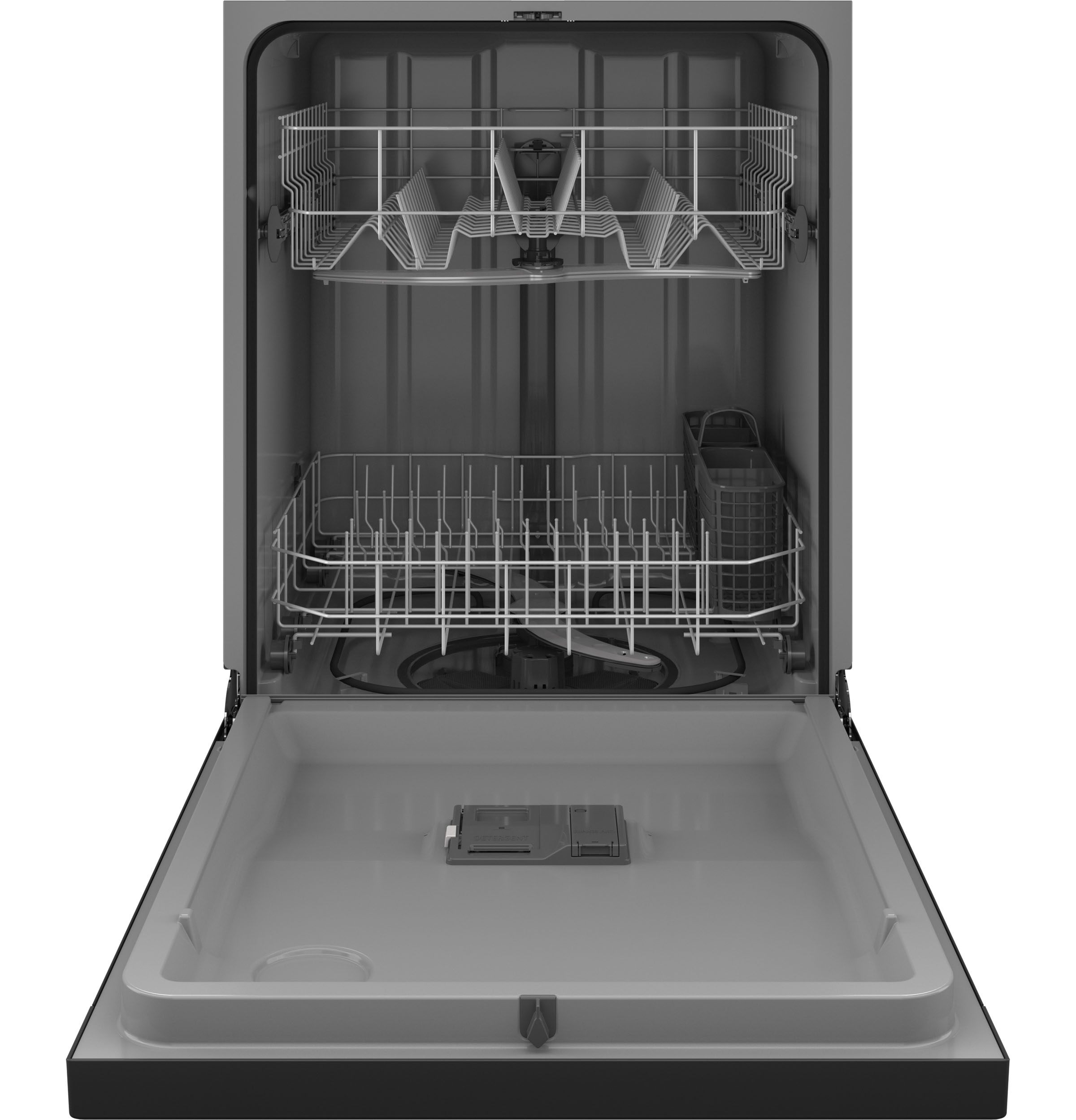 Model: GDF510PGRBB   GE GE® Dishwasher with Front Controls