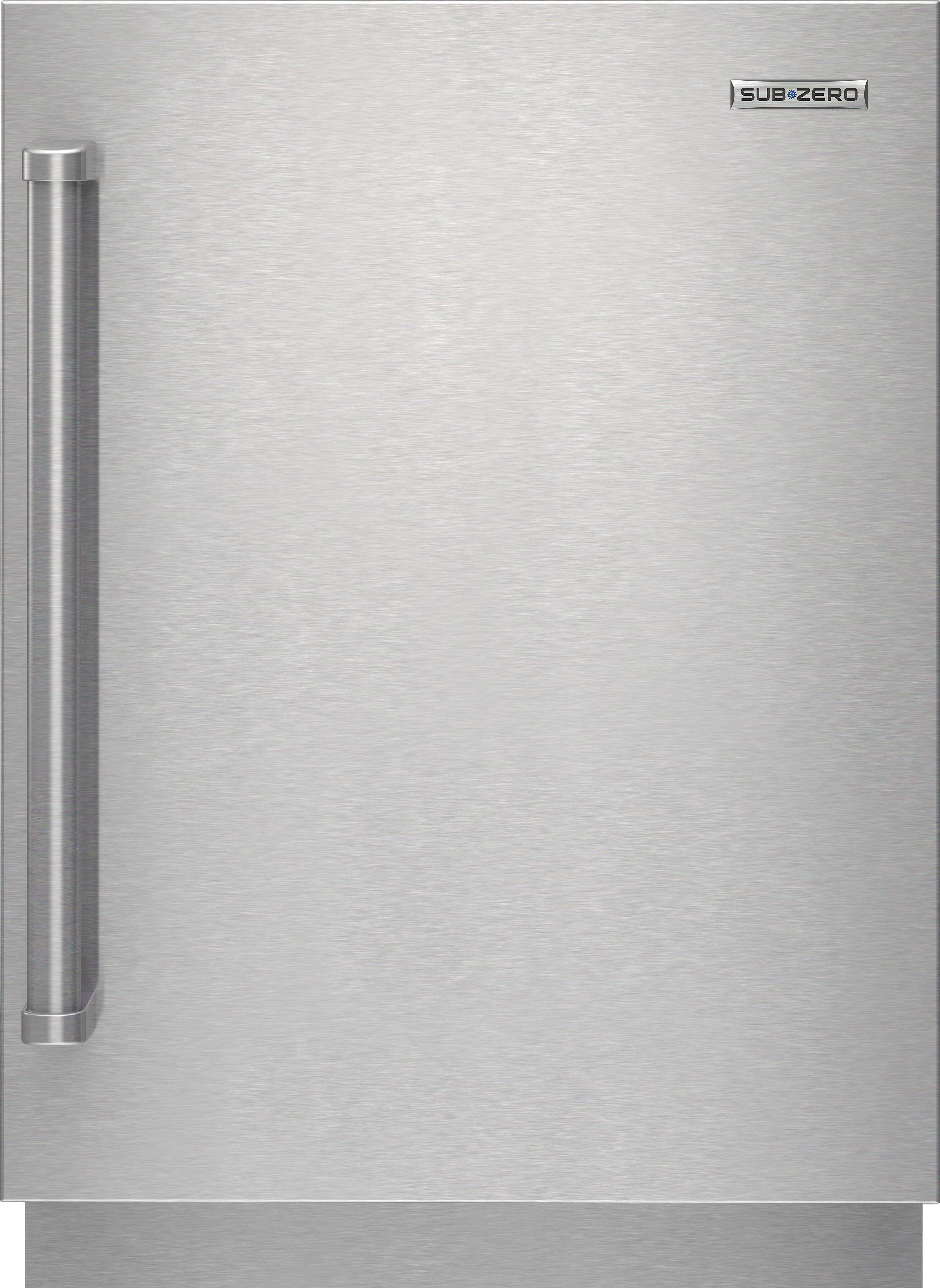 "Sub-Zero 24"" Outdoor Undercounter Refrigerator – Panel Ready - Left Hinge"