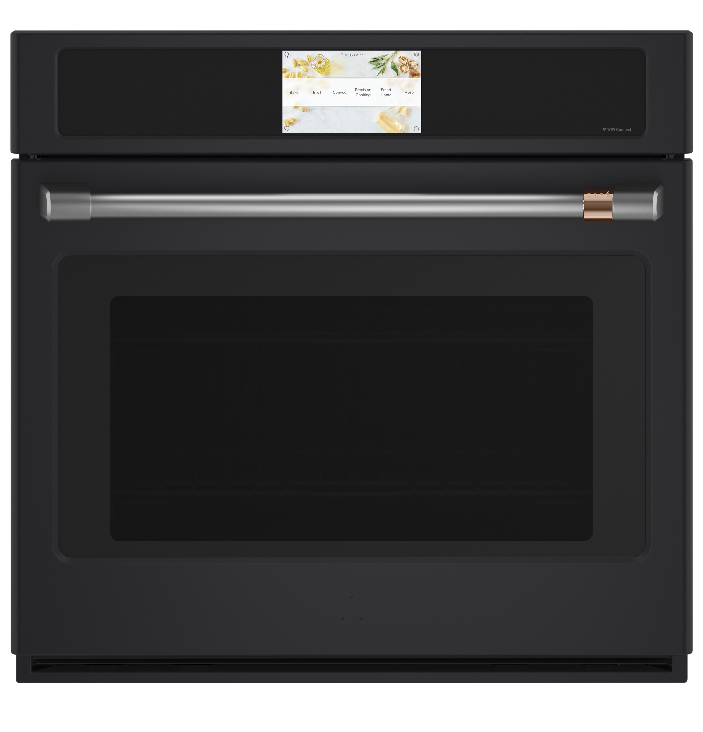 """Cafe Café™ Professional Series 30"""" Smart Built-In Convection Single Wall Oven"""