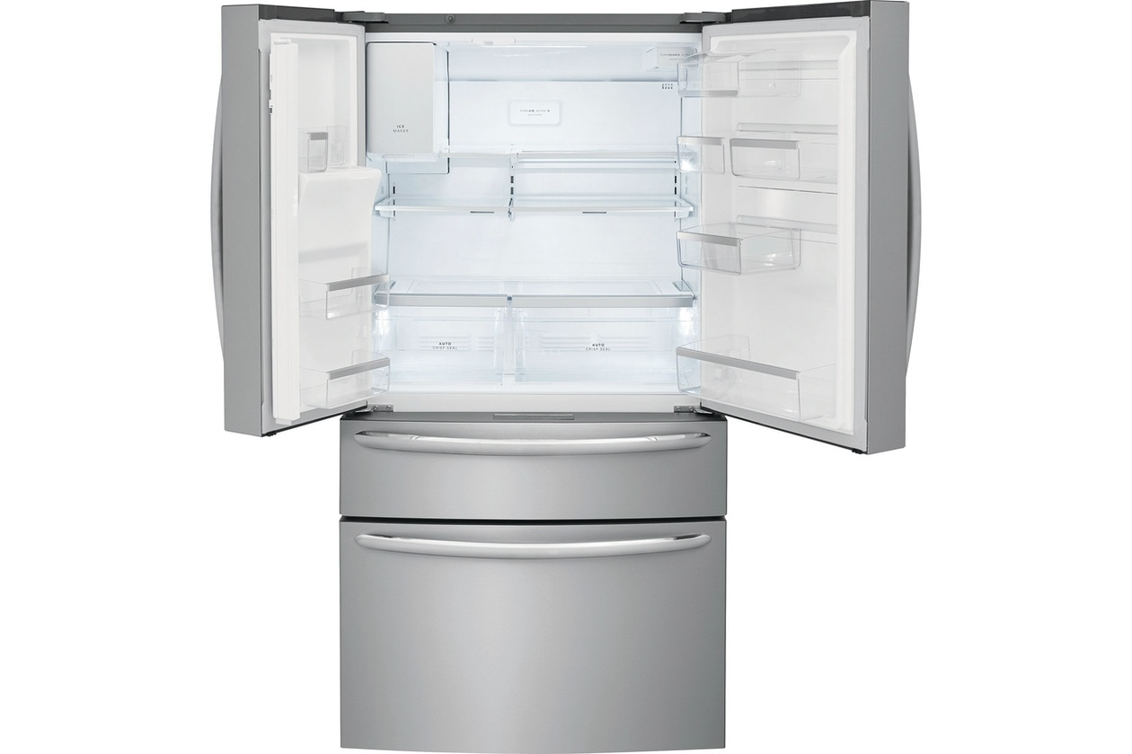 Model: FG4H2272UF | Frigidaire Gallery 21.4 Cu. Ft. Counter-Depth 4-Door French Door Refrigerator