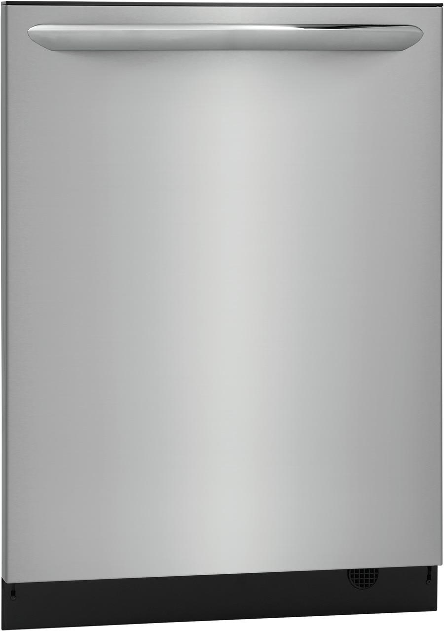 "Model: FGID2468UF   Frigidaire Gallery 24"" Built-In Dishwasher with Dual OrbitClean® Wash System"