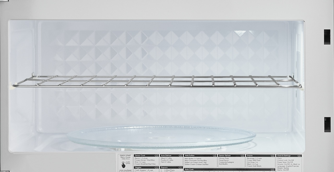 Model: FGMV17WNVF | Frigidaire Gallery 1.7 Cu. Ft. Over-The-Range Microwave