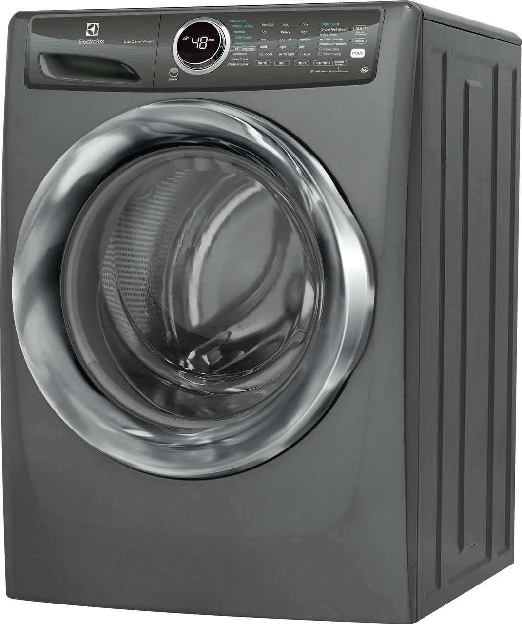 Model: EFLS527UTT | Electrolux Front Load Perfect Steam™ Washer with LuxCare® Wash - 4.3 Cu. Ft
