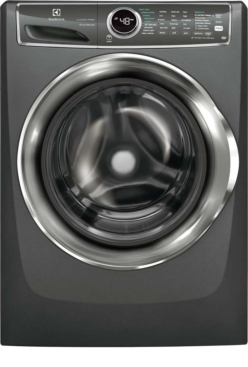 Electrolux Front Load Perfect Steam™ Washer with LuxCare® Wash and SmartBoost® - 4.4 Cu. Ft.