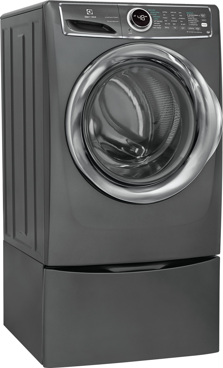 Model: EFLS627UTT | Electrolux Front Load Perfect Steam™ Washer with LuxCare® Wash and SmartBoost® - 4.4 Cu.Ft.
