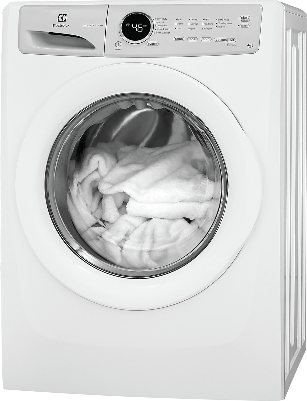 Model: EFLW317TIW | Electrolux Front Load Washer with LuxCare™ Wash - 4.3 Cu. Ft.