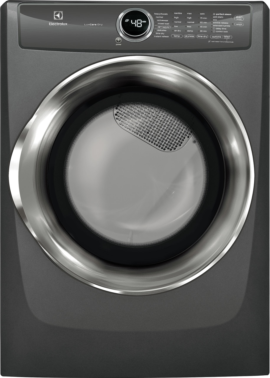 Electrolux Front Load Perfect Steam™ Gas Dryer with LuxCare® Dry and Instant Refresh - 8.0 Cu. Ft.