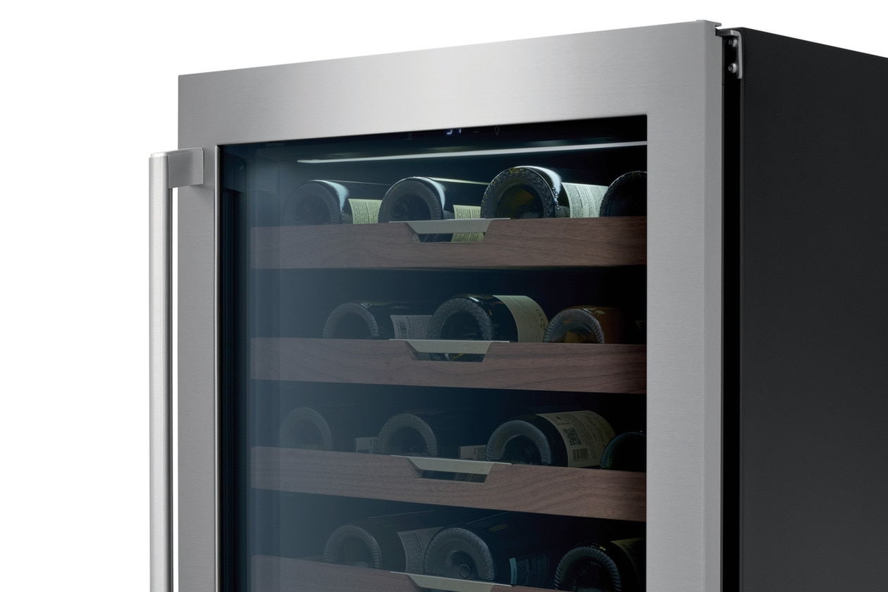 "Model: EI24WC15VS | Electrolux 24"" Under-Counter Wine Cooler"