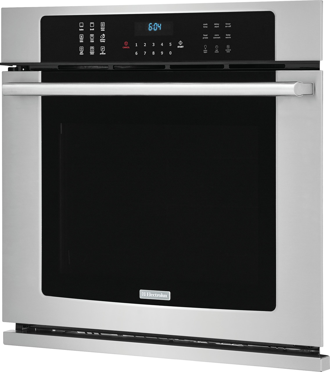 "Model: EI30EW38TS | Electrolux 30"" Electric Single Wall Oven with IQ-Touch™ Controls"