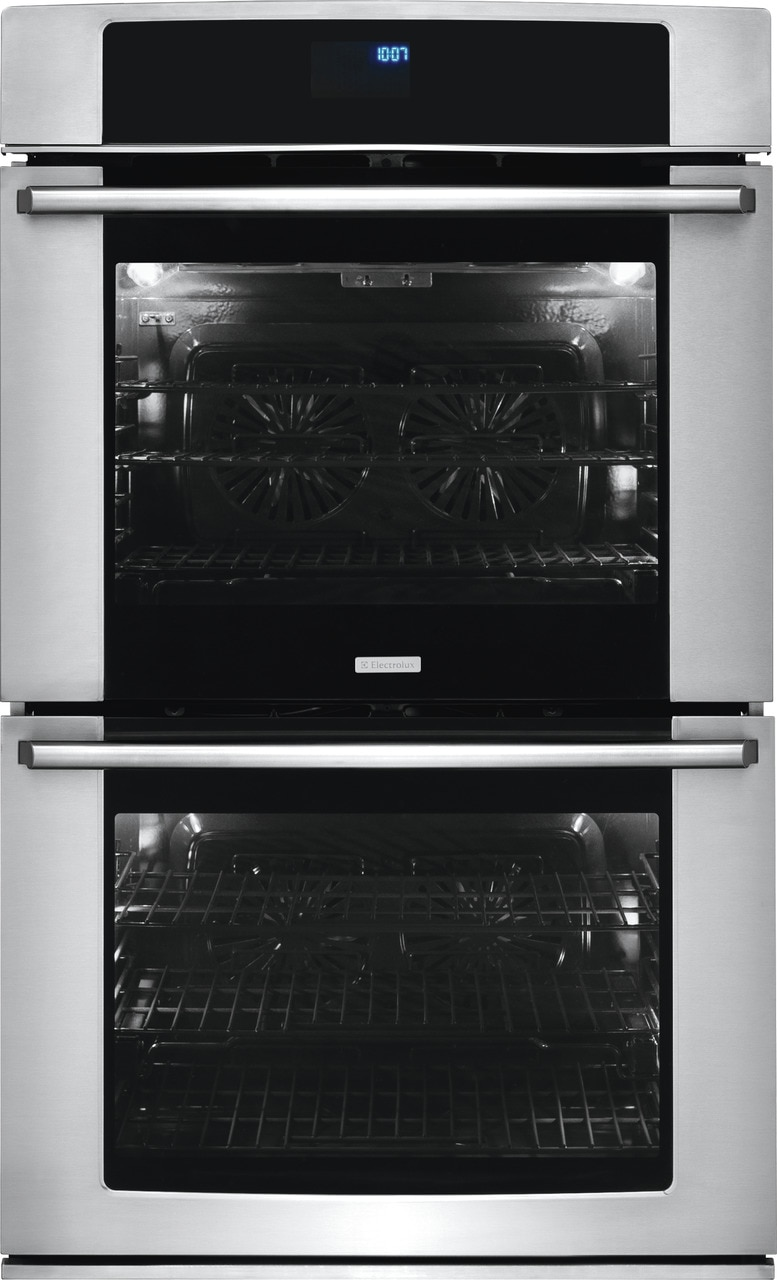 "Electrolux 30"" Electric Double Wall Oven with Wave-Touch® Controls"