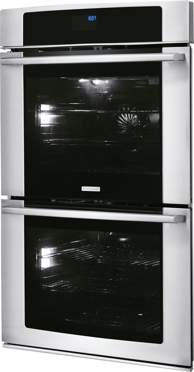 """Model: EW30EW65PS   Electrolux 30"""" Electric Double Wall Oven with Wave-Touch® Controls"""