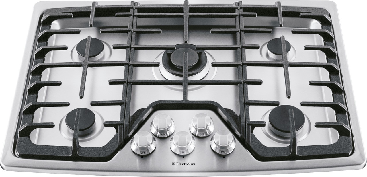 """Electrolux 30"""" Gas Cooktop"""