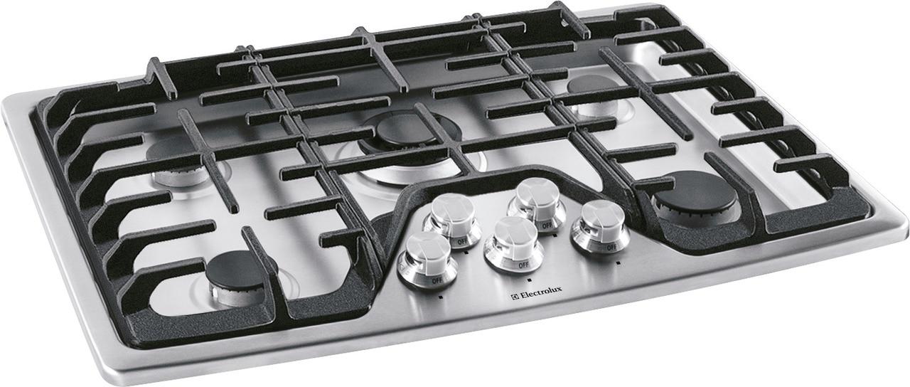 "Model: EW30GC60PS   Electrolux 30"" Gas Cooktop"