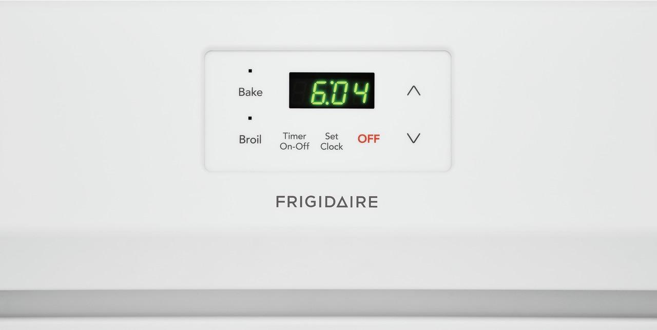 "Model: FCRC3005AW | Frigidaire 30"" Electric Range"