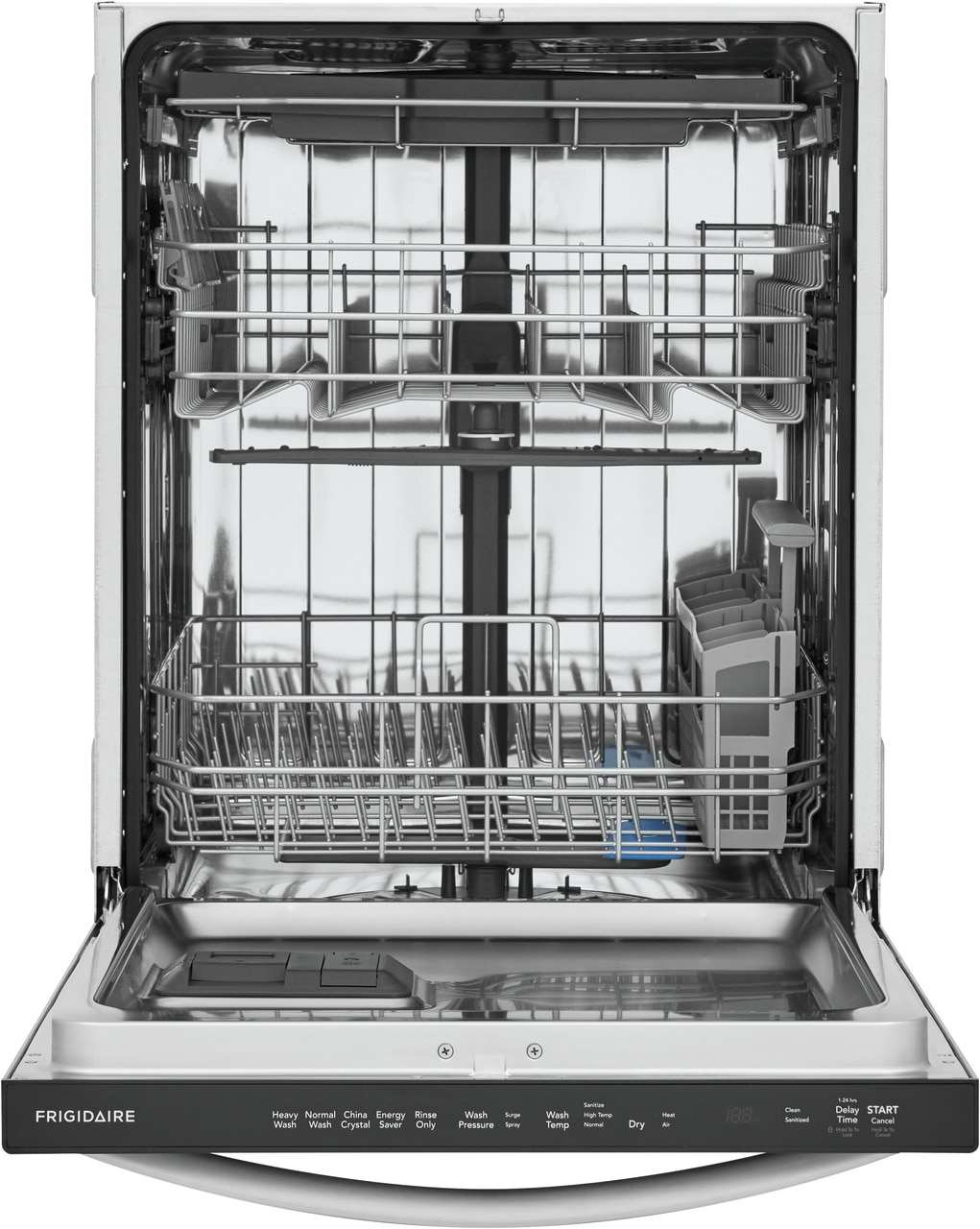 """Model: FDSH4501AS   Frigidaire 24"""" Built-in Dishwasher with EvenDry™"""