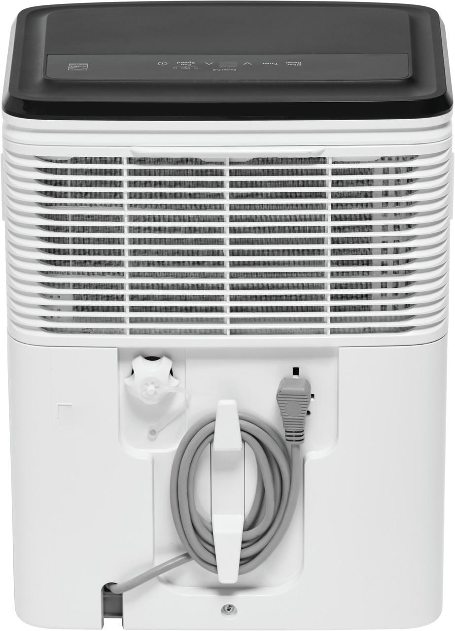 Model: FFAD2233W1 | Frigidaire Low Humidity 22 Pint Capacity Dehumidifier