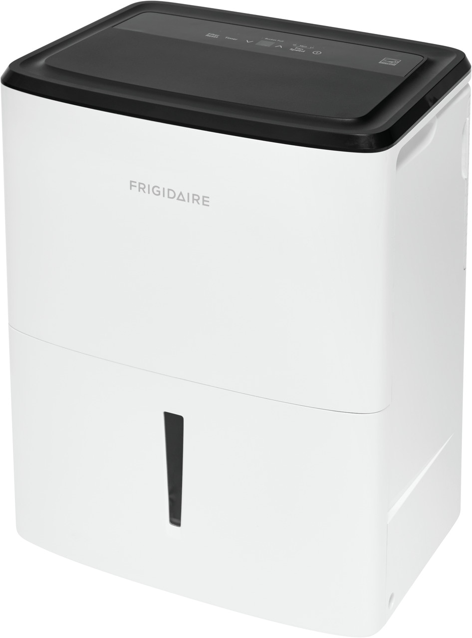 Model: FFAD2233W1 | Frigidaire Low Humidity 22 Pint Capacity Dehumidifier