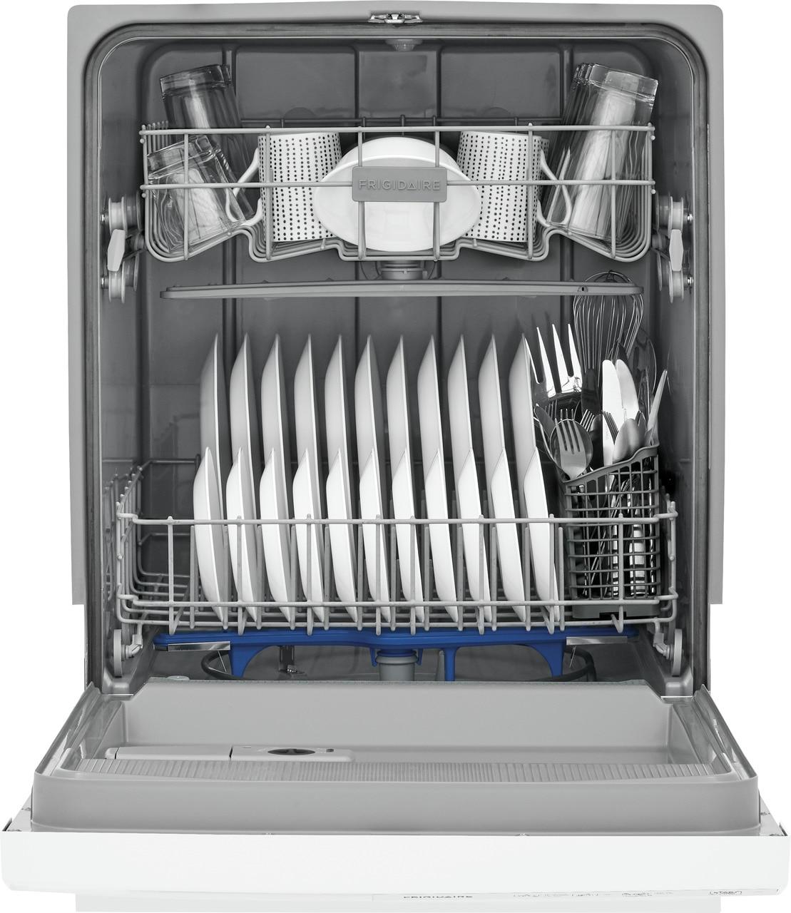 "Model: FFCD2413UW | Frigidaire 24"" Built-In Dishwasher"