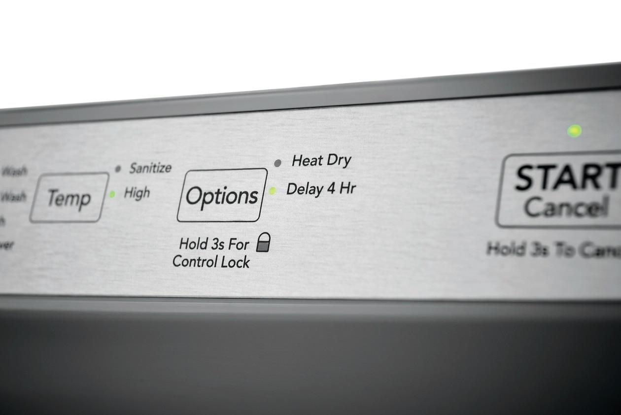 """Model: FFCD2418UB   Frigidaire 24"""" Built-In Dishwasher"""