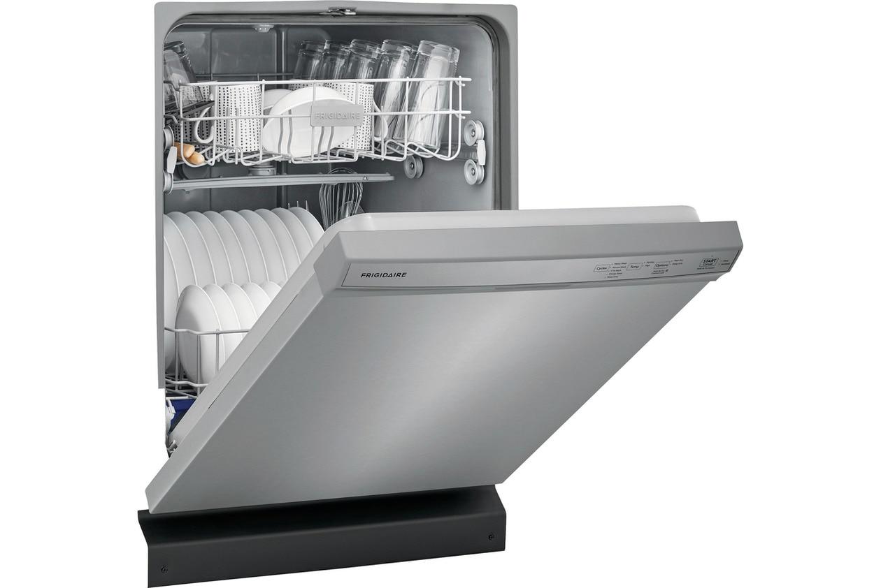 "Model: FFCD2418UW | Frigidaire 24"" Built-In Dishwasher"