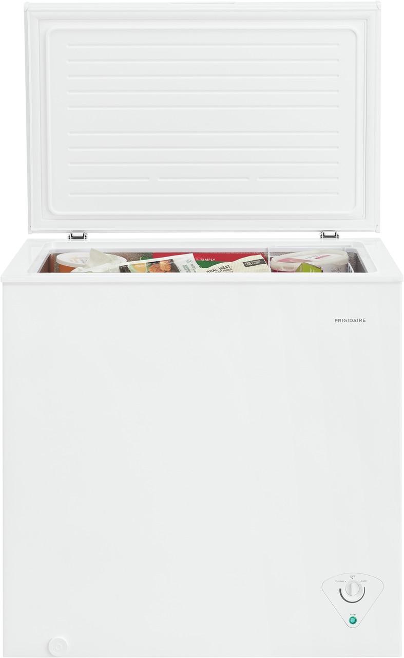 Model: FFCS0722AW | Frigidaire 7.0 Cu. Ft. Chest Freezer