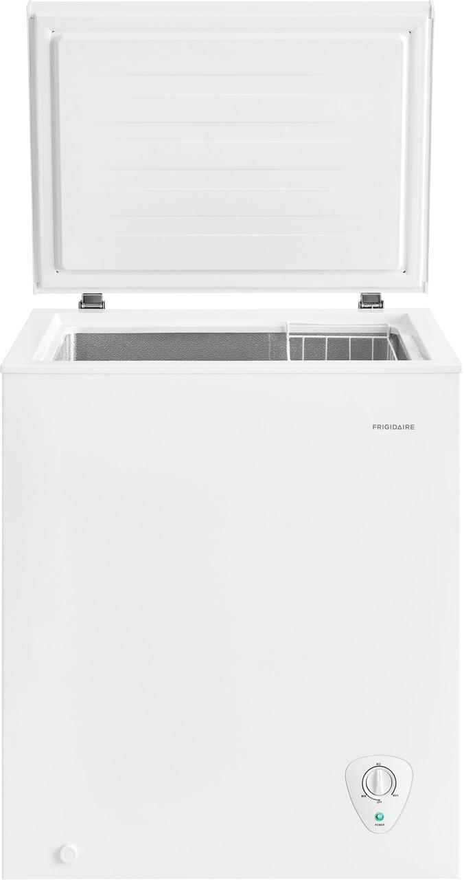 Model: FFFC05M2UW   Frigidaire 5 Cu. Ft. Chest Freezer
