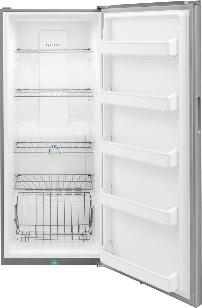 Model: FFFU16F2VV   Frigidaire 16 Cu. Ft Upright Freezer