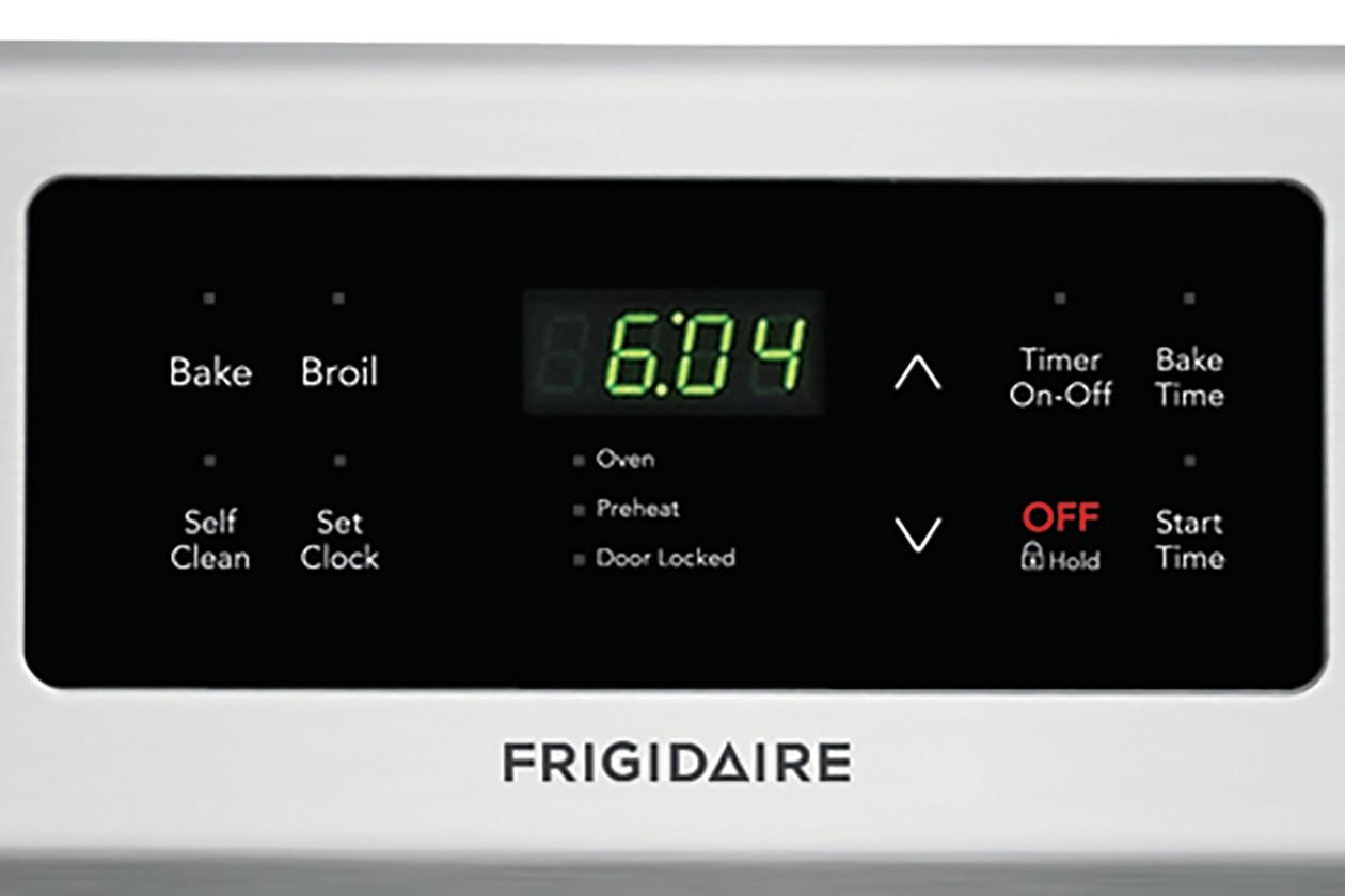 """Model: FFGF3054TW   Frigidaire 30"""" Gas Range"""