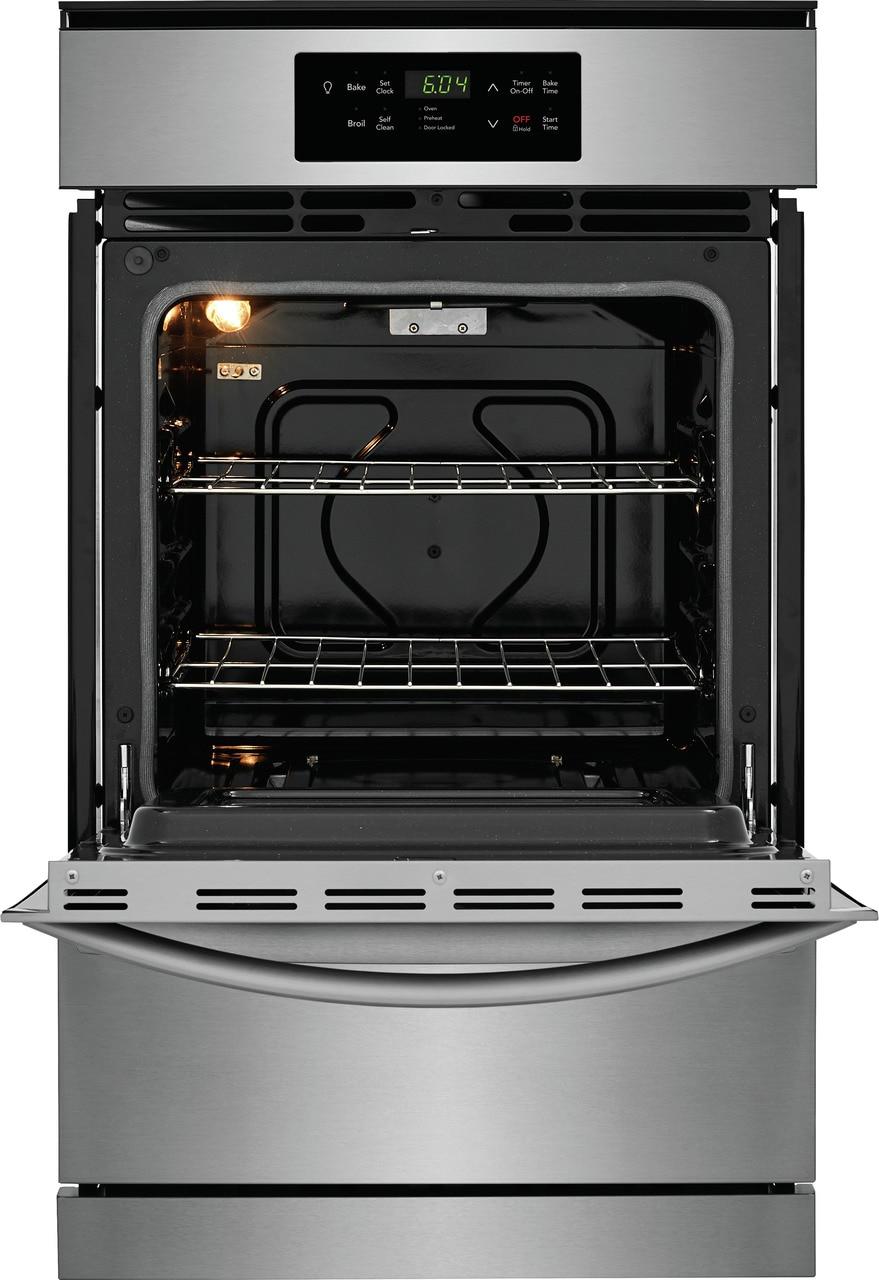 "Model: FFGW2426US | Frigidaire 24"" Single Gas Wall Oven"