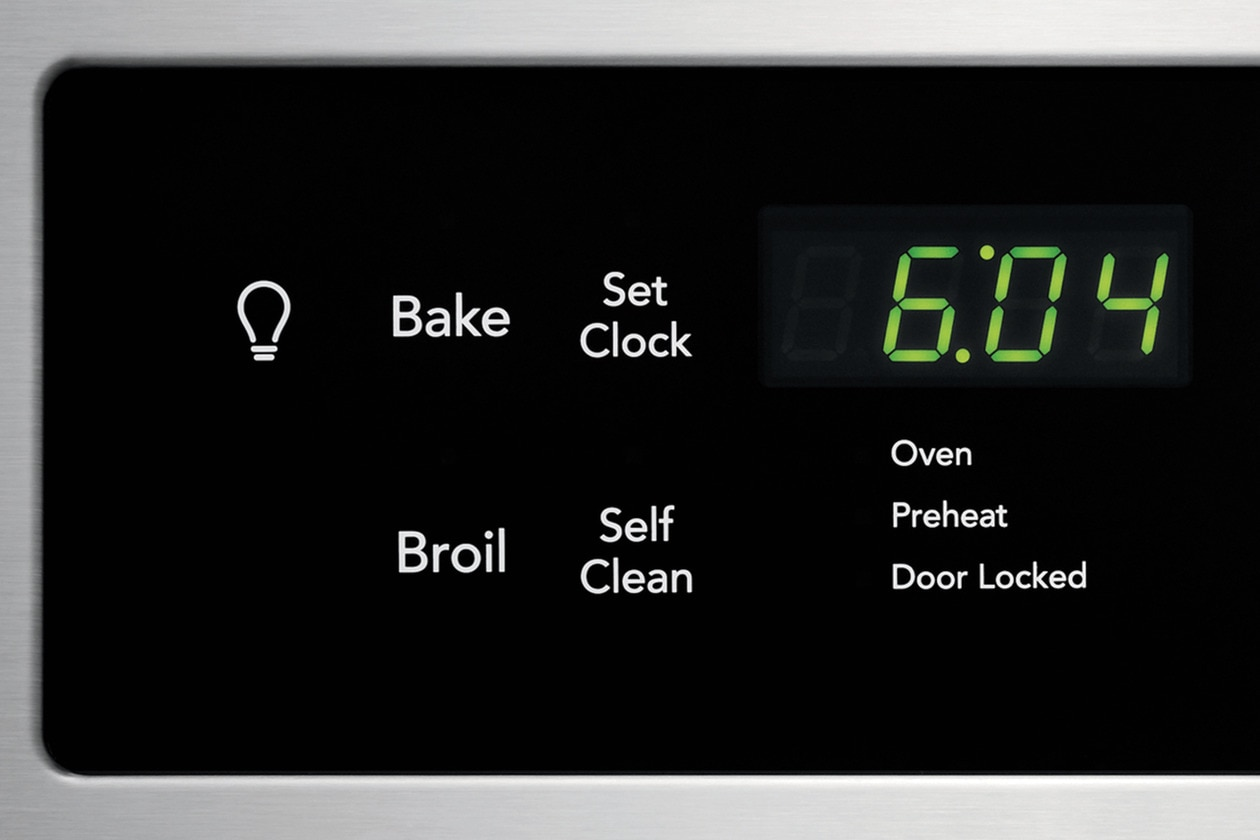 "Model: FFGW2426UW   Frigidaire 24"" Single Gas Wall Oven"